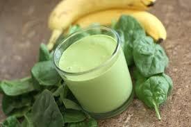 raw till 4 banana smoothie